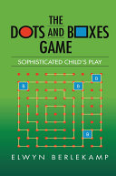 The Dots and Boxes Game Pdf/ePub eBook