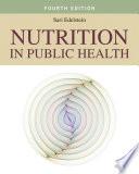 Nutrition in Public Health Book