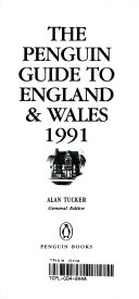 The Penguin Guide to England and Wales  1991