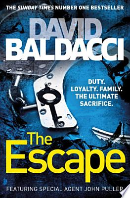 Book cover of 'The Escape' by David Baldacci