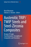 Austenitic TRIP TWIP Steels and Steel Zirconia Composites