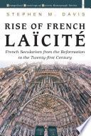 Rise of French La  cit