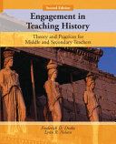 Engagement in Teaching History Book