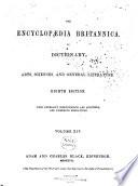 Encyclop Dia Britannica Or Dictionary Of Arts Sciences And General Literature