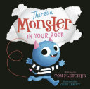 There s a Monster in Your Book Book