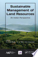 Sustainable Management of Land Resources Book