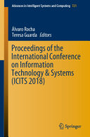 Proceedings of the International Conference on Information Technology & Systems (ICITS 2018)