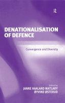 Pdf Denationalisation of Defence Telecharger