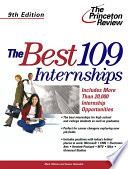 The Best 109 Internships