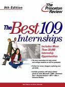 The Best 109 Internships