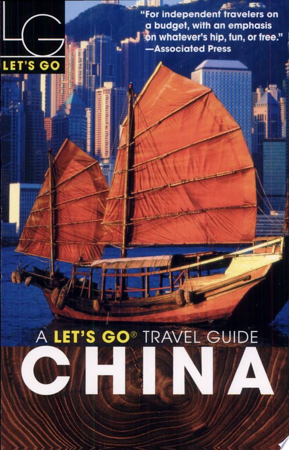 Let s Go China 5th Edition