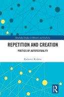 Repetition and Creation [Pdf/ePub] eBook
