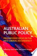 Australian public policy
