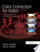 Color Correction For Video Book PDF