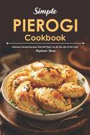 Simple Pierogi Cookbook Book