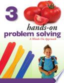 Hands On Problem Solving  Grade 3