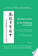 Rooted in Hope: China – Religion – Christianity Vol 2