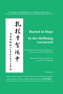 Rooted in Hope: China – Religion – Christianity / In der Hoffnung verwurzelt: China – Religion – Christentum