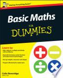 List of Dummies Mathematics E-book