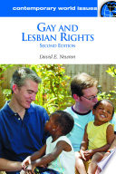 Gay and Lesbian Rights  A Reference Handbook  2nd Edition