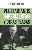 Vegetarianos, imperialistas y otras plagas [Pdf/ePub] eBook