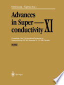 Advances in Superconductivity XI