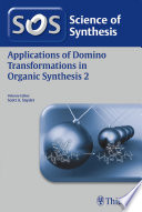 Applications of Domino Transformations in Organic Synthesis Book