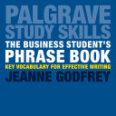 The Business Student's Phrase Book