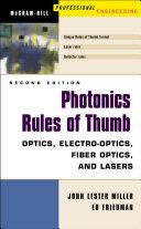 Pdf Photonics Rules of Thumb Telecharger