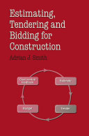 Estimating, Tendering and Bidding for Construction Work [Pdf/ePub] eBook