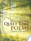 Quiet Time Poems Book