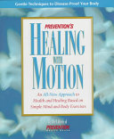 Prevention s Healing with Motion Book