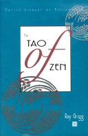 Tao of Zen Pdf/ePub eBook
