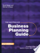 The Australian Business Planning Guide