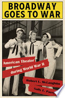 Broadway Goes to War Book