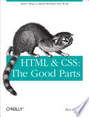 HTML   CSS  The Good Parts