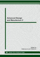 Advanced Design and Manufacture V