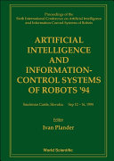 Artificial Intelligence and Information control Systems of Robots  94