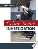 Crime Scene Investigation Book