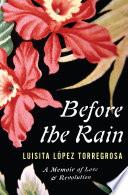 Before the Rain Book PDF