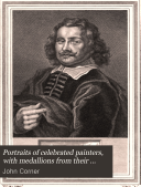 Portraits of Celebrated Painters