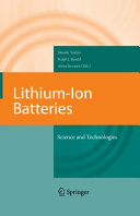 Lithium-Ion Batteries Pdf/ePub eBook