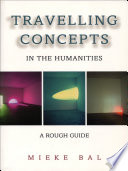 Travelling Concepts in the Humanities Book