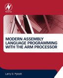 Modern Assembly Language Programming with the ARM Processor Pdf/ePub eBook