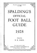The Official Football Guide Book