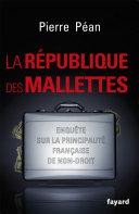 Pdf La République des mallettes Telecharger