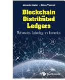 Blockchain And Distributed Ledgers: Mathematics, Technology, And Economics Pdf/ePub eBook