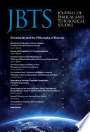 Journal Of Biblical And Theological Studies Issue 2 2