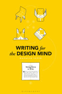 Writing for the Design Mind Book