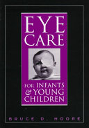 Eye Care For Infants And Young Children Book PDF